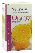 NutriWise - Orange High Protein Diet Liquid Concentrate Drink