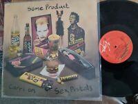 Some Product Carri on Sex Pistols - 1st Pressing Virgin VR2 LP Punk Vinyl