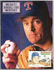 Beckett Baseball Monthly 1990 Back Issues