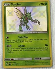 Scyther SV1/SV94 SHINY HOLO ALTERNATE ULTRA RARE Hidden Fates Pokemon NM