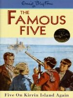 The Famous Five: Five on Kirrin Island again by Enid Blyton (Paperback)