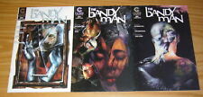 Bandy Man #1-3 VF/NM complete series - stefan petrucha - jill thompson - 2 set