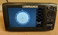 Lowrance Hook 7 display