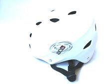 Fila NRK Inliner Schutzausrüstung Helm Skate Stunt Helm  weiß Gr. L