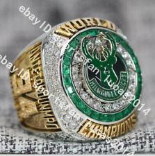 2021 Milwaukee Bucks National Basketball World Championship Ring 8-14Size