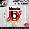 Adhesivo Etiqueta Engomada Bimota Experience Yb 9 10 11 Db 4 5 6 7 8 Delirio -