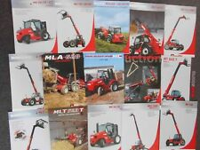 MANITOU HANDLER  BROCHURES JOB LOT