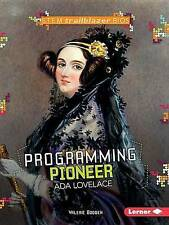 Programming Pioneer ADA Lovelace by Valerie Bodden (Paperback / softback)