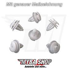 10x aménagement intérieur de fixation clips pour BMW e36 e46 e34 e39 x5