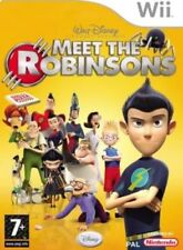 Wii & Wii U - Meet the Robinsons **New & Sealed** Official UK Stock