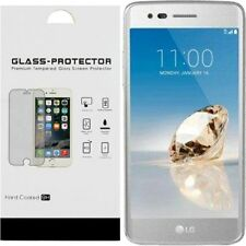 Tempered Glass Screen Protector Guard for LG Aristo 2 X210, LG Tribute Dynasty