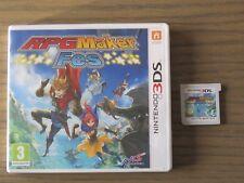 JEU NINTENDO 3DS  RPG MAKER FES