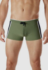 SKINY Badehose Größe M/5 swim suit Badeshorts Badeboxer Kastenbadehose army