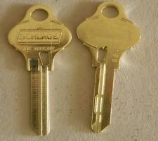 2 Schlage Everest 29 Key Blanks S000 Grand Master