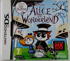 Alice in Wonderland - NINTENDO DS 2DS 3DS (SOLO 2D)