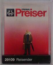 Preiser 29109 Bearded Traveller With Rucksack 00/H0 Model Railway Figure