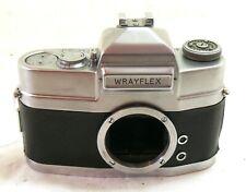 Wray Wrayflex II 2 camera body, made in England EXC+ #36974