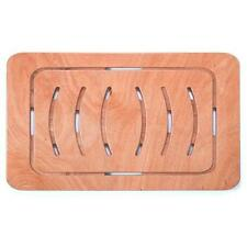 Pedana doccia antiscivolo piatto doccia 121x62  legno marino okumè design slim