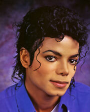 Michael Jackson UNSIGNED photograph - L8081 - King of Pop - NEW IMAGE