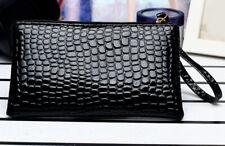 Women Leather Handbags Messenger Satchel  Zipper Tote Crossbody Shoulder Bag