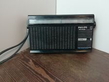 PHILIPS D - 1040 Two Band Vintage Radio, Working Order