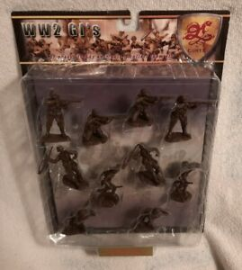 Conte Collectibles 1/32 WWII GI's Bloody Omaha #1 First Wave American Soldiers