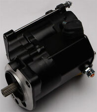 BIG TWIN STARTER 1.7KW BLACK 10-32 SHAFT