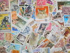 STAMP Topical 《ANIMAL》 100pcs lot OFF paper philatelic collection thematic
