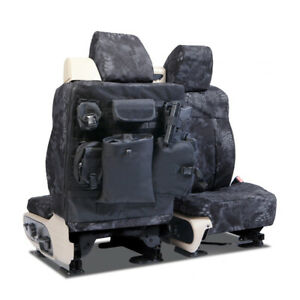NEW Custom-Fit Kryptek Typhon Camo Tactical Seat Covers w/MOLLE Backing USA-MADE