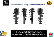 2008-2009 Ford Taurus AWD  FRONT AND REAR  (4PCS) Complete Struts