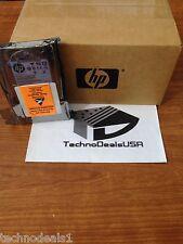 HP 605835-B21 606020-001 1TB 2.5 SFF 6G DP SAS 7.2K RPM Hard Drive