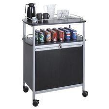 Safco Beverage Stand - 8964Bl