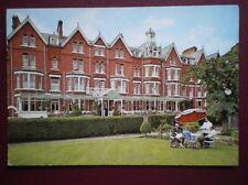 POSTCARD CARDIGANSHIRE LLANDRINDOD WELLS - GLEN USK HOTEL