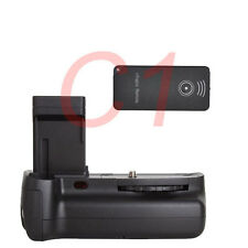 Pro Battery Grip for Canon 1100D T3 Camera LP-E10 Remote DSLR + IR Remote