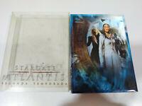Stargate Atlantis Segunda Temporada 2 Completa - 5 x DVD + Extras