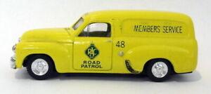 Trax 1/43 Scale Diecast  TRX3 1956 Holden FJ Panel Van RAC Road Patrol