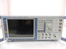 Rohde Amp Schwarz Smu200a Vector Signal Generator 100khz To 3ghz
