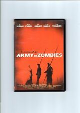 Army of Zombies / Slim / DVD #10856