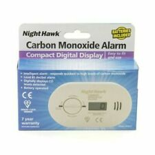 Kidde 5DCO Battery Operated Carbon Monoxide Alarm - 2 Pieces