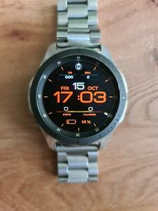 Samsung Galaxy Watch SM-R800 with stainless band