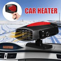 12V 150W Car Auto Heater Cooler Dryer Demister Defroster Hot Warm Fan