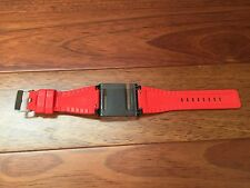 Watch Band for Apple iPod nano 6th Generation Red