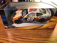 NASCAR JEFF BURTON #99 BASS MASTERS FORD HOT WHEELS RACING 1:24 DIECAST CAR 2000
