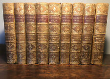CHARLES DICKENS - NINE FIRST EDITION THUS - CHEAP EDITIONS - VERY RARE- BINDINGS