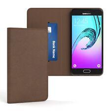 Bolso para Samsung Galaxy a3 (2016) vintage, móvil, funda protectora, funda marrón
