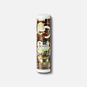Hempz Get Baked Choc-O-Latte Herbal Lip Balm 0.25 oz   new fresh sealed