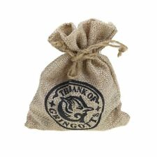 Harry Potter Hogwarts Gringotts Bank Wizarding Galleons Commemorative Coin Bags