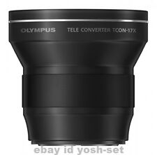 OLYMPUS TCON-17X tele conversion lens 1.7 for the digital camera From Japan F/S