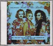 Army Of Lovers - Ride The Bullet (The Remixes) - CDM -1992- Eurodance 4TR Sweden
