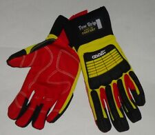 Cestus Tow Grip LC #3084 Pro Series Impact Gloves, Small / 8